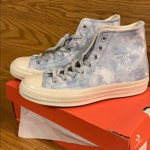 Converse all-star high top canvas shoes-new